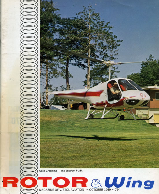 Rotor & Wing 1969